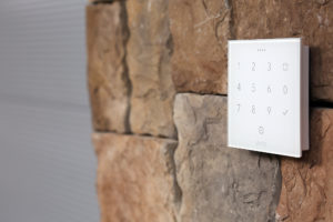 Loxone Smart Keypad for Access Control
